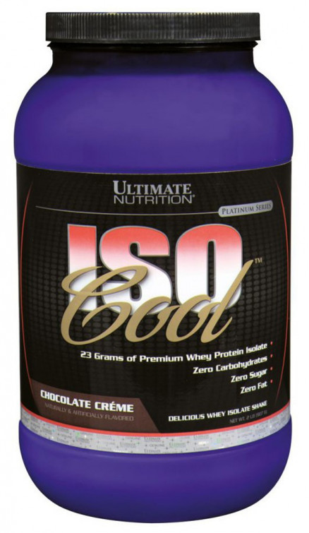 Ultimate Nutrition ISO Cool (908 гр)