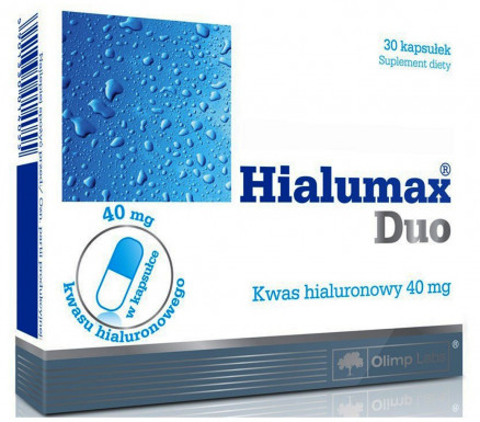 Olimp Labs Hialumax Duo (30 кап)