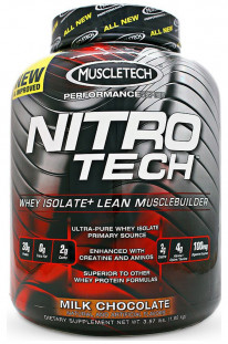 Протеин MuscleTech Nitro-Tech Performance Series (1800 г)