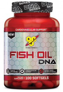 BSN DNA Fish Oil (100 таб).