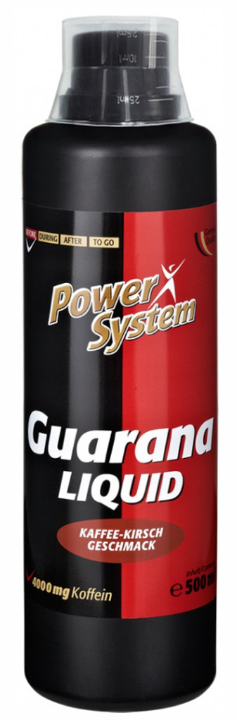 Power System Guarana Liquid бутылка (500 мл)
