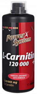 Power System L-Carnitine 120000 (1000мл)